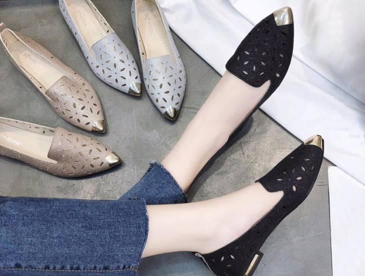 Модни тенденции при обувките сезон пролет-лято