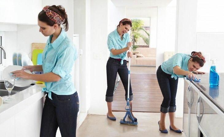 За и против почистването от професионалисти
