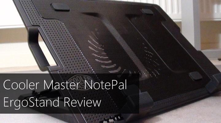 Cooler Master Notepal – охлаждащи подложки за лаптопи