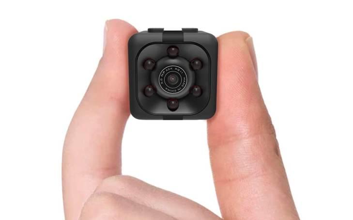 Функциите на мини камери, заради която ги обичаме