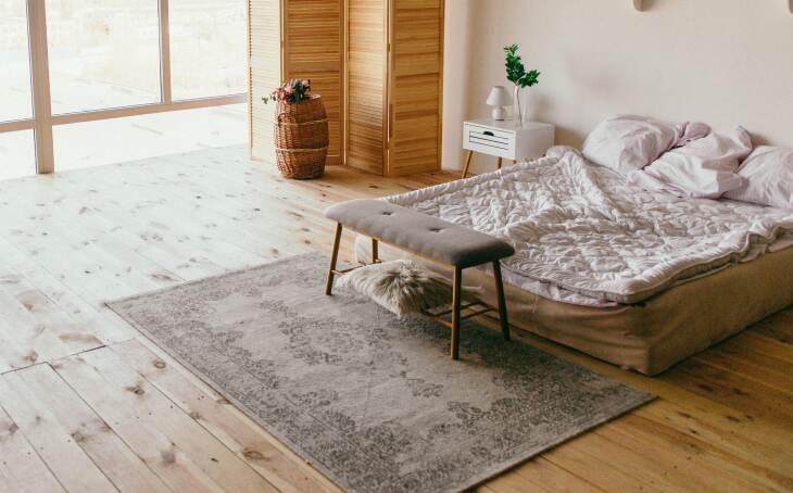 Каква подова настилка да изберете за Вашата спалня?